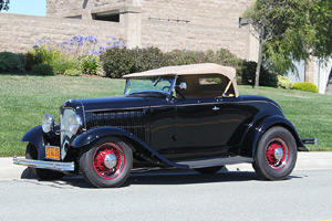 Click to View Roy Brizio Street Rods Completed Cars - John Mumford 1932 Ford Roadster - Woodside CA