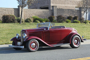 Click to View Roy Brizio Street Rods Completed Cars - Tim Ryan - 1932 Ford Roadster - San Francisco CA