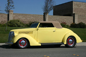 Click to View Roy Brizio Street Rods Completed Cars - Tom Gloy - So Lake Tahoe CA