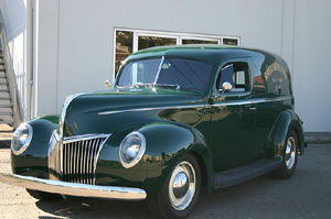Click to View Roy Brizio Street Rods Completed Cars - Bob McDonald - Hailey ID