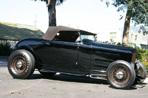 Click to View Roy Brizio Street Rods Completed Cars - Mossimo Giannulli - Southern California