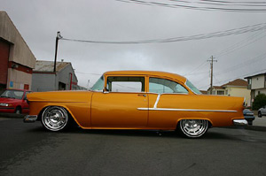 Click to View Roy Brizio Street Rods Completed Cars - Roy Brizio -So San Francisco CA