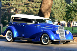 Click to View Roy Brizio Street Rods Completed Cars - Peter Prescott - Gardiner ME