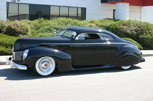 Click to View Roy Brizio Street Rods Completed Cars - Owner Ted Stevens - Carmel CA