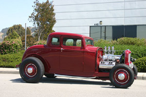Click to View Roy Brizio Street Rods Completed Cars - Owners Mark and Dennis Mariani - Winters CA