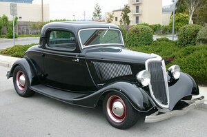 Click to View Roy Brizio Street Rods Completed Cars - Lawrence Karp - Orinda CA