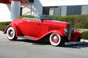 Click to View Roy Brizio Street Rods Completed Cars - Mike Mano - Cooperstown NY