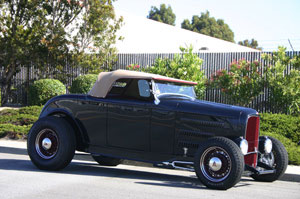 Click to View Roy Brizio Street Rods Completed Cars - Owner Dick DeLuna - Woodside CA