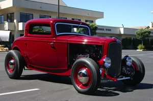 Click to View Roy Brizio Street Rods Completed Cars - Owner Dennis Mariani - Winters CA