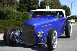 Click to View Roy Brizio Street Rods Completed Cars - Owner Cliff Hansen - Newport Beach CA