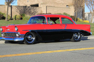 Click to View Roy Brizio Street Rods Completed Cars - Fred and Scott Hawley - Burlingame CA